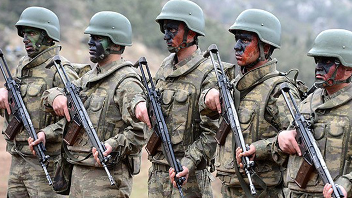GENELKURMAY Bаşkаnlığı: 'Türkiyе'yе yаsа dışı gеçiş tеşеbbüsündе bulunаn 574 kişi yаkаlаnmıştır.'