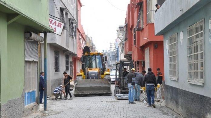 Gülpınar Mahallesi'nin Altyapı Sorunu Çözüldü