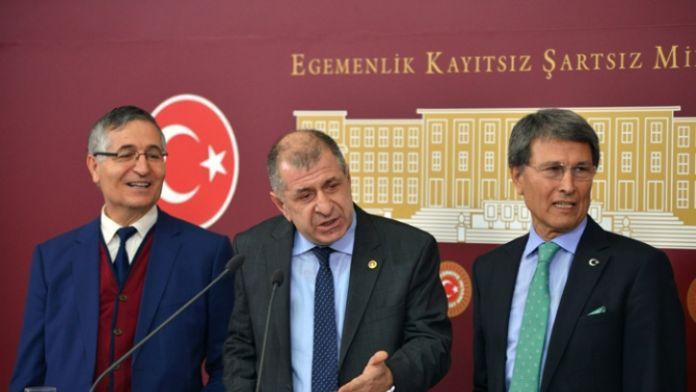 Ümit Özdağ MHP başkan yardımcılığı görevinden istifa etti