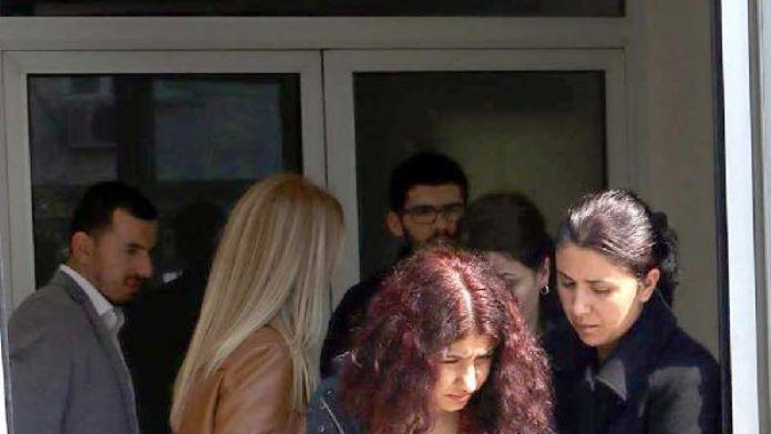 Mersin'de, 8 üniversiteli kız, PKK propagandasından gözaltında