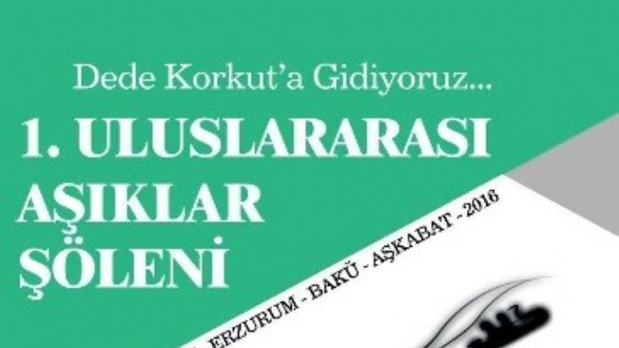 1. Uluslararası âŞıklar Şöleni Erzurum'da
