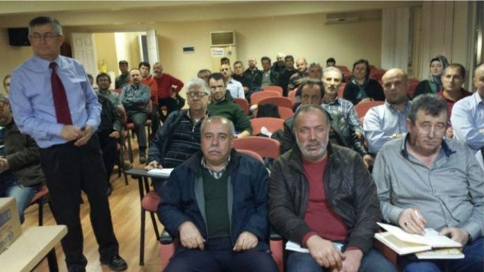 Eskişehir'de 2'nci Arıcılık Kursu Açıldı