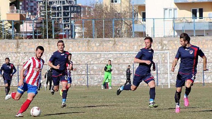 Niğde Belediyespor-Dardanelspor: 2-0
