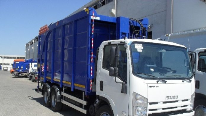 Ambalaj Ve Plastik Atığı Toplama Aracı