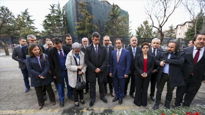 Ankara'daki terör saldırısı