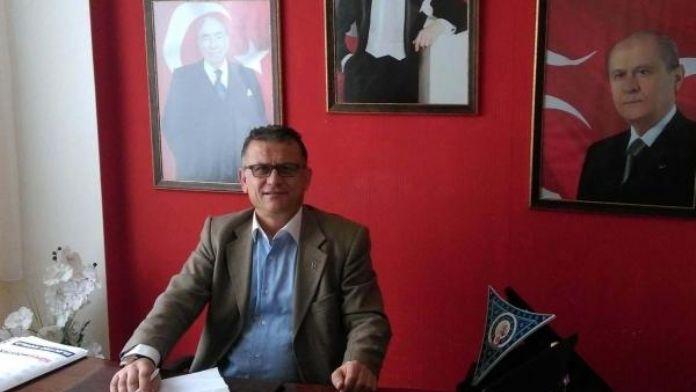 MHP Çanakkale yönetimi görevden alındı