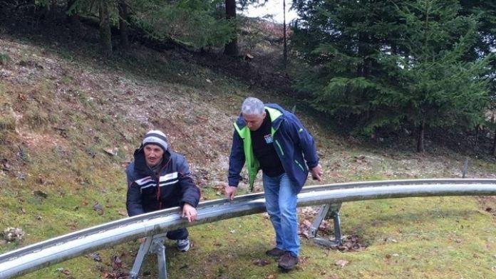 Başkan Kaya, Yaz Kayağı Projesi İçin Avusturya'ya Gitti