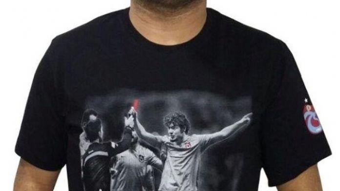 Salih Dursun Tişörtleri Satışa Çıktı