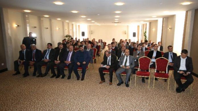 Beyşehir'de Kırsaldaki Tarımsal Ve Hayvancılık Uygulamaları Konuşuldu