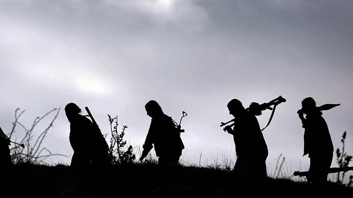 Teröristler Teslim Oldukça Örgüt Çözülüyor