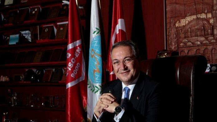 Nevşehir Belediye Başkanı Hasan Ünver, 'Kültür Turizmini Kongre Turizmi İle Taçlandırabiliriz'