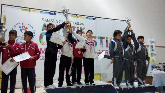 Cimnastik'te Büyük Başarı