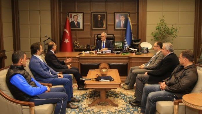 Altepe: 'Bursa Spor Şehri'