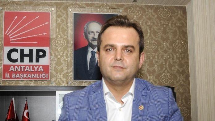 CHP Antalya Milletvekili Kök'e Yeni Görev