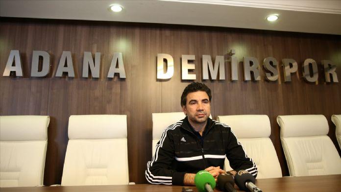 Adana Demirspor Teknik Direktörü Özköylü: