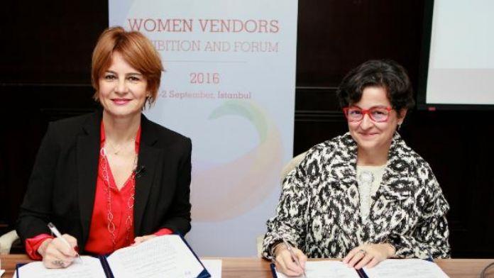 Kadın Tedarikçiler Sergi ve Forumu Eylül ayında İstanbul'da toplanacak