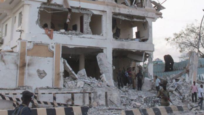 Başkanlık Sarayı'na havan toplu saldırı: 3 ölü
