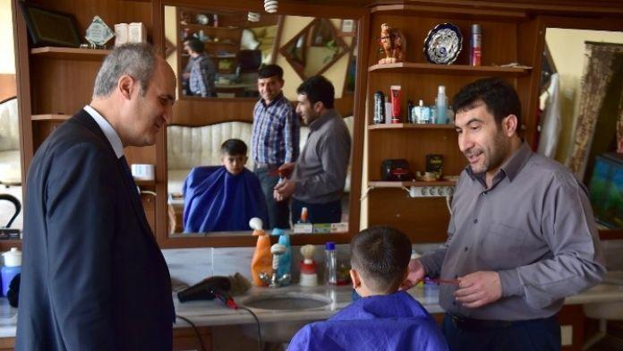 Başkan Okay: 'Doğukent Dulkadiroğlu'nun Gözdesi Olacak'