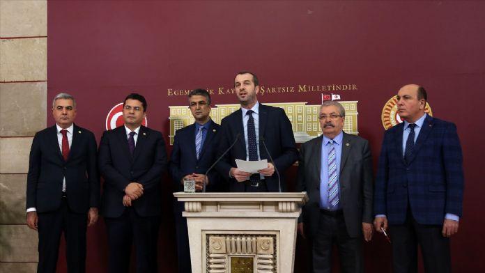 MHP Kocaeli Milletvekili Sancaklı: