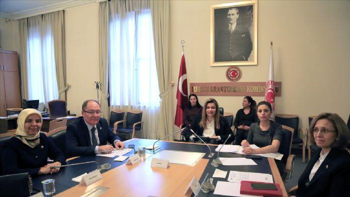 Kadın Erkek Fırsat Eşitliği Komisyonu alt komisyon toplantısı