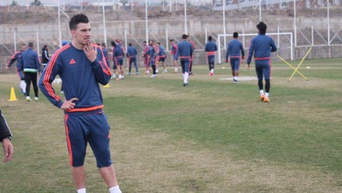 Alima Yeni Malatyaspor'da Sandro Gotal İdmana Çıktı