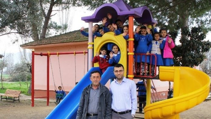 Kurucuova'da Çocuklar Oyun Grubuna Kavuştu