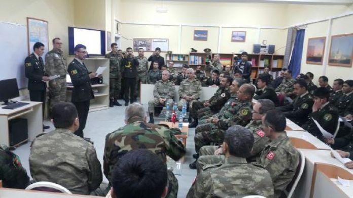 Afgan teğmen adaylarından Türkçe sürprizi