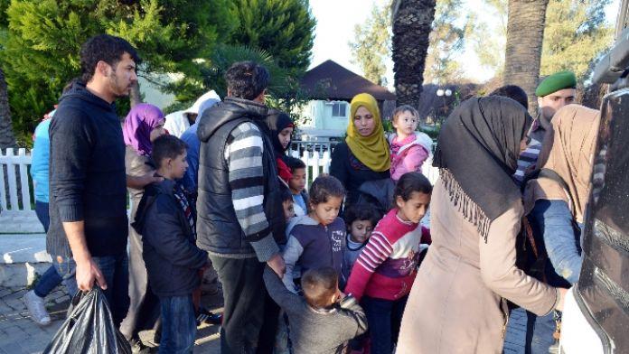 Mülteci akınına çözüm bulunmazsa sistem bozulabilir