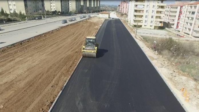 Karahasan Mahallesi'ne Yeni Yol