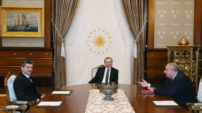 Erdoğan'ın sürpriz konukları kim ?