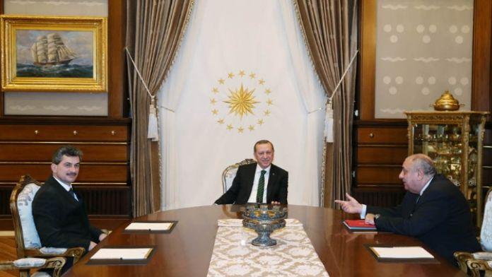 Türkeş ve Örs Cumhurbaşkanlığı Külliyesi'nde