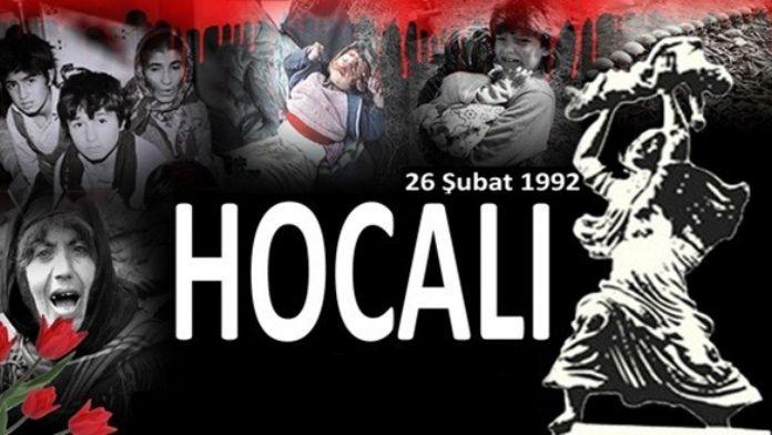 Güneş Vakfı Başkanı Ceylan'dan Hocalı Katliamı Açıklaması