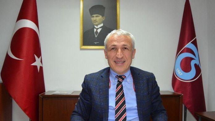 Çubukçu: 'Trabzonspor'a Yakışır Bir Görüntü Sergileyeceğiz'