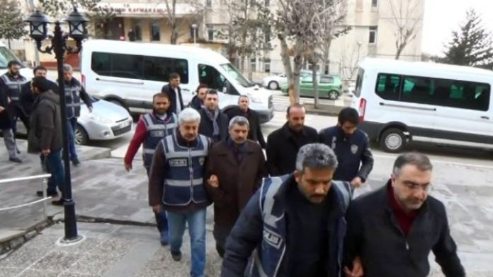 Paralel yapı operasyonu: 11 tutuklama