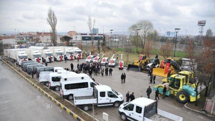 Altındağ Belediyesi, Araç Filosunu Güçlendirdi