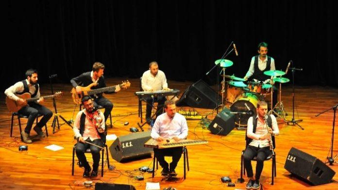 Hüzn-ü Aşk Saz Eserleri Konseri Gerçekleşti