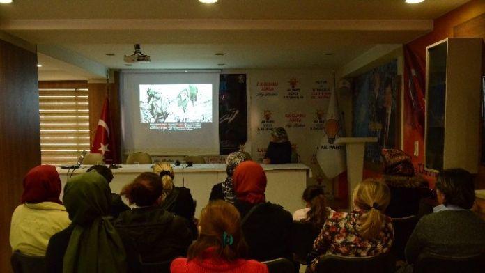 AK Parti Hocalı Katliamı Unutulmadı