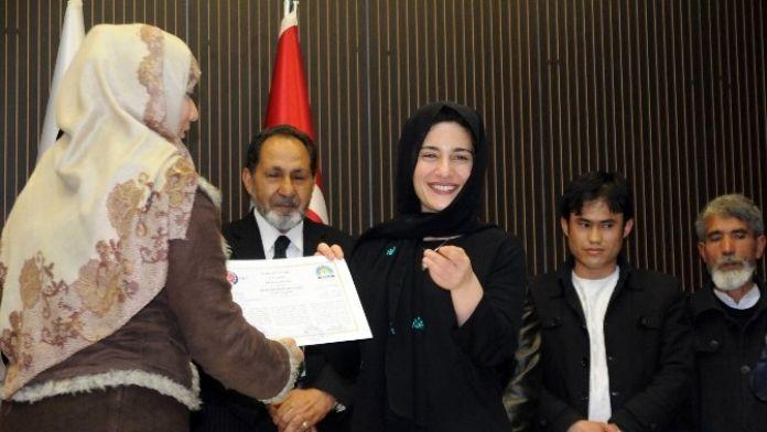 Afgan Öğretmenlere Yönelik Kapasite Arttırma Programı Devam Ediyor