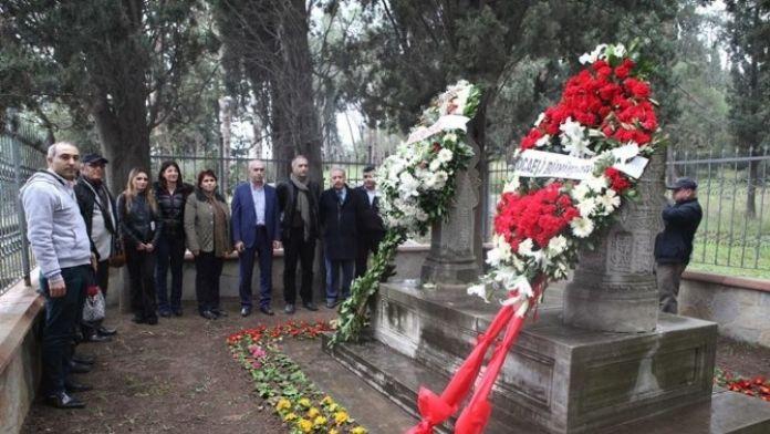 'Osman Hamdi Bey' Mezarı Başında Anıldı