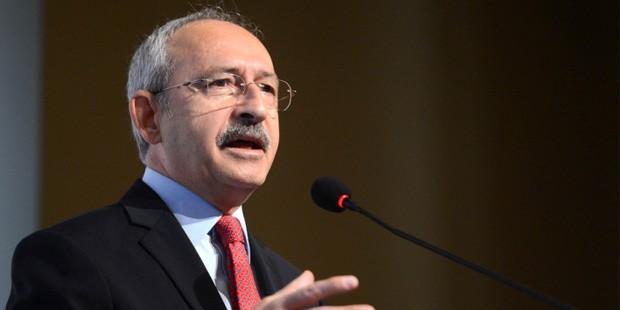 Kılıçdaroğlu'na 'Cumhurbaşkanı'na hakaret ettiği' gerekçesiyle fezleke.