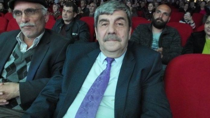 Burhaniye'de Amfi Tiyatro Heyecanı