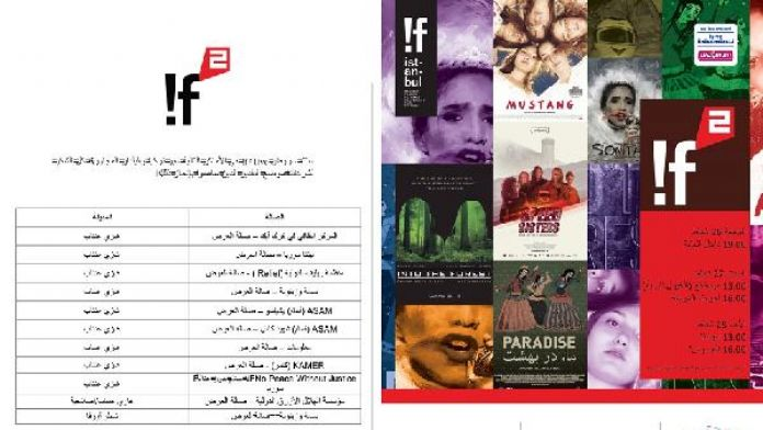 Film Festival for Syrian refugees in Turkey's southeast