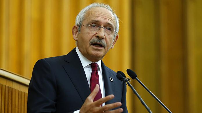 Kemal Kılıçdaroğlu hakkında fezleke