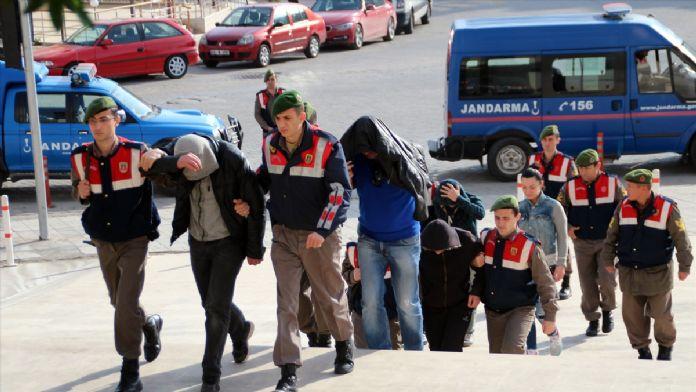 Muğla'da göçmen kaçakçılığı operasyonları