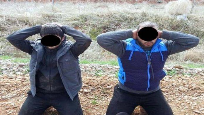 Suriye sınırında 1 IŞİD'li öldürüldü