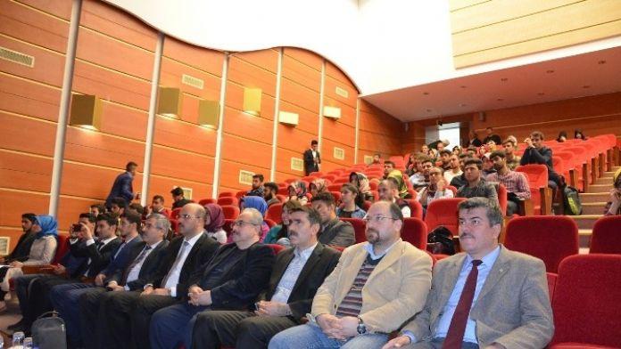 Şanlıurfa Harran Üniversitesinde 28 Şubat Konferansı Düzenlendi