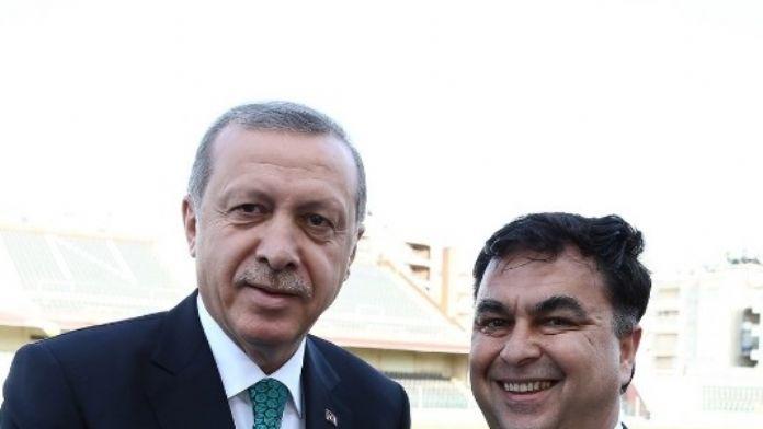 Başkan Kılınç'tan Erdoğan Ve Davutoğlu İçin Doğum Günü Mesajı