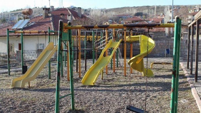 Gemerekli Çocuklar Oyun Parkı İstiyor