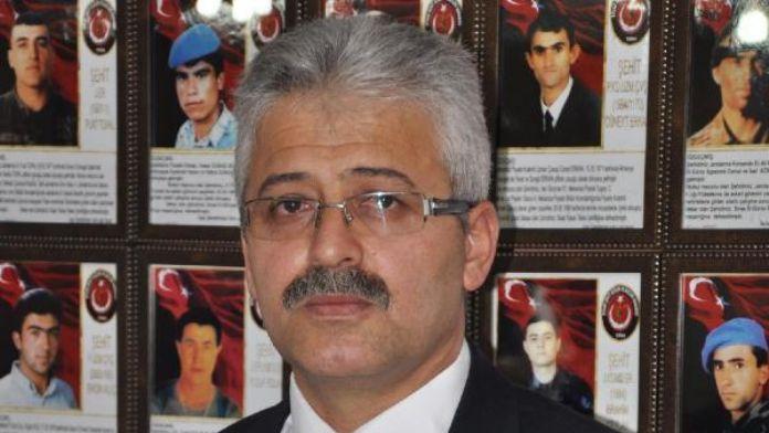 Taziyeye katılan HDP'li vekile şehit ailelerinden tepki