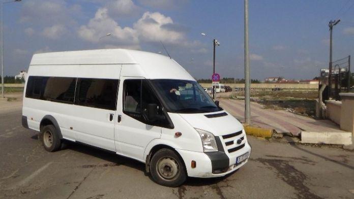 Sur'da Teslim Olan Teröristler Adliyeye Sevk Edildi